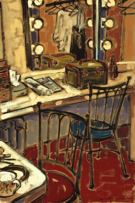 Artiste peintre quebecois connu