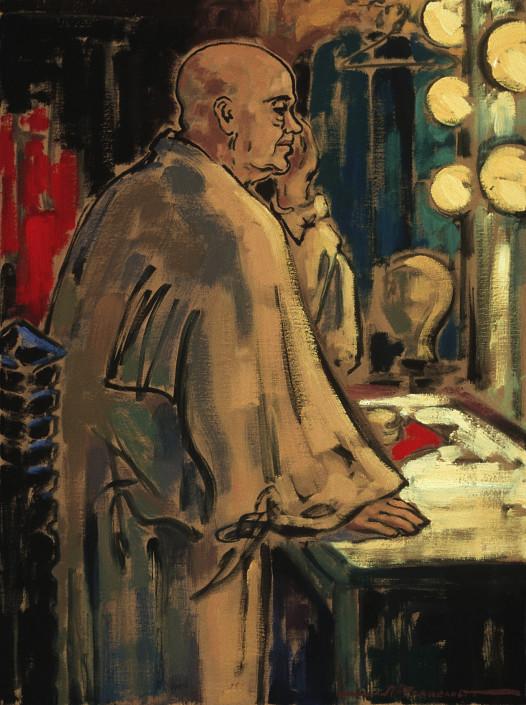 jeannette Perreault est un peintre québécois connu