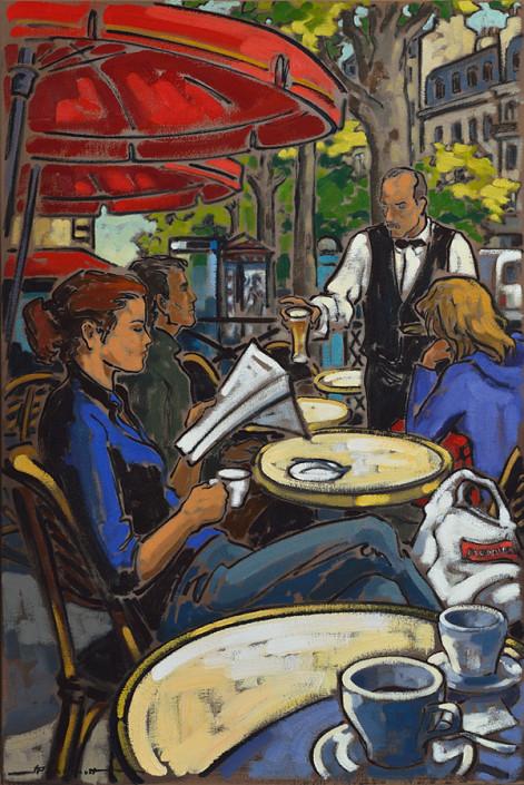 Artiste à Paris