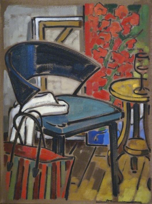 Artiste peintre montréal