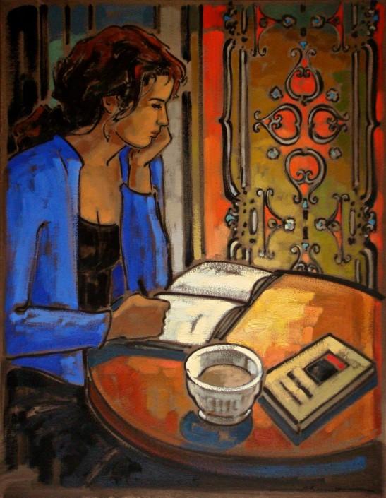 Peintre artiste