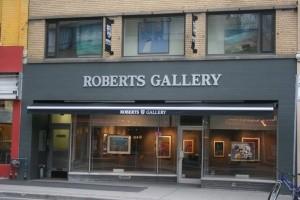L'artiste peintre Jeannette Perreault est représentée par la Galerie Roberts