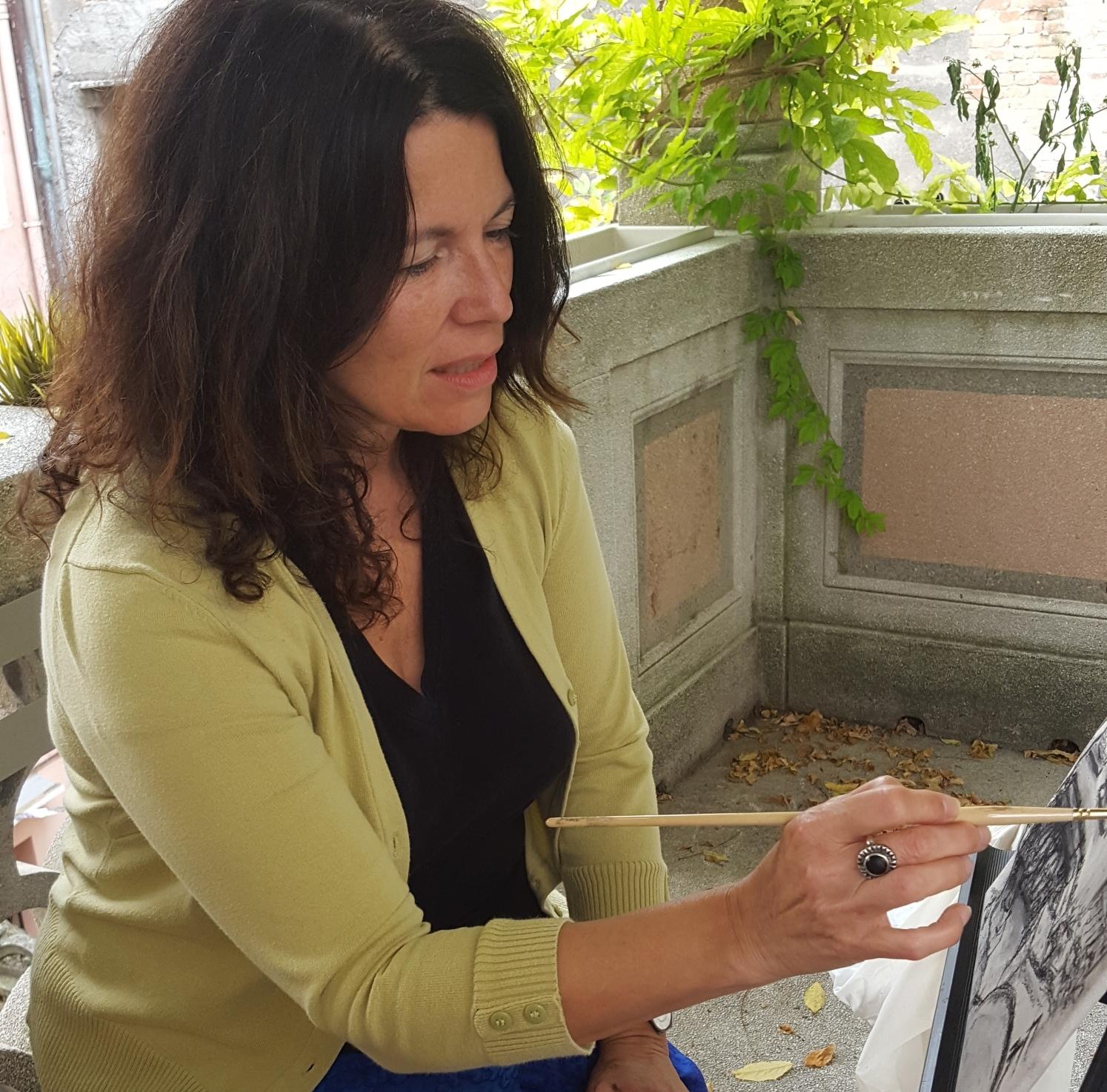 Biographie de l'artiste Jeannette Perreault